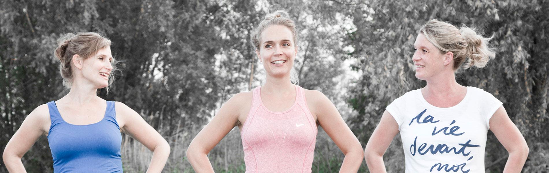 Mom Moves: flexibel sporten als je zwanger bent